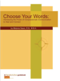 choose your words workbook